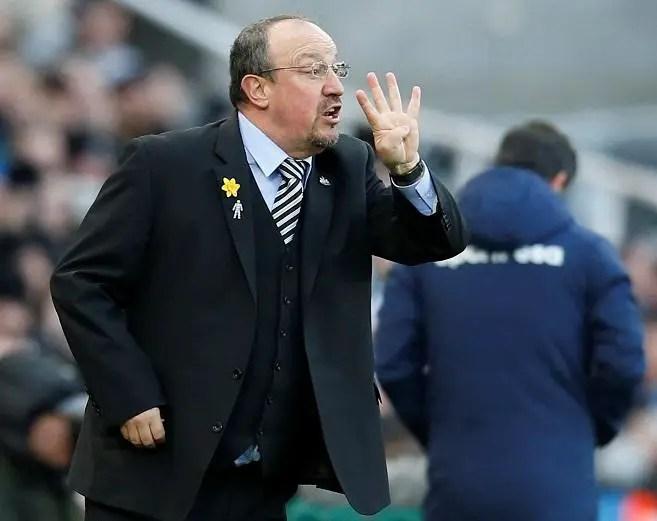 Benitez- Toon Can Ensure Survival At Bournemouth