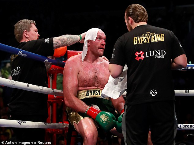 Fury Sets Sights On Joshua Clash