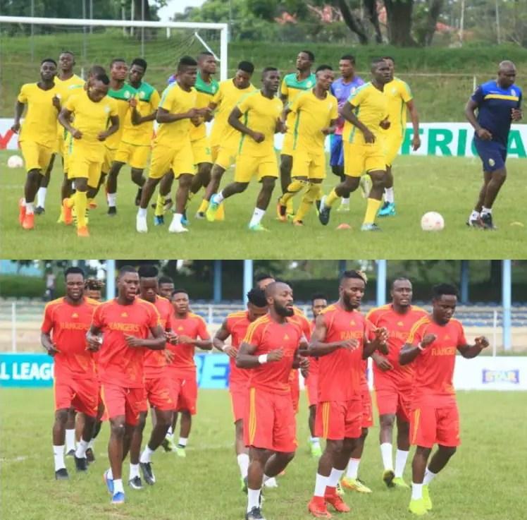 10-Man Enugu Rangers Lose To Insurance In Benin, End 13-Game Unbeaten Run