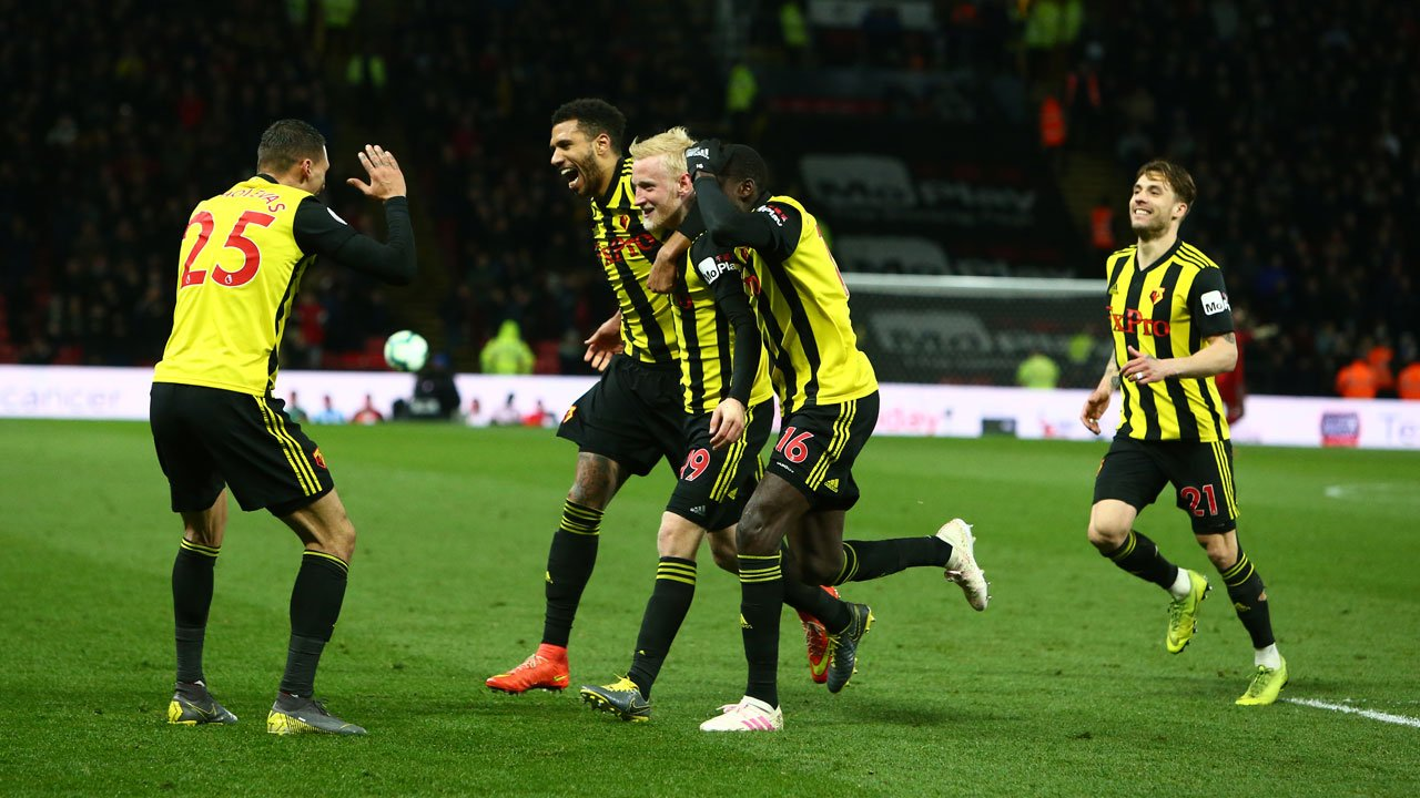 EPL: Success Absent As Watford Pip  Fulham,  Wolves Beat United At Home