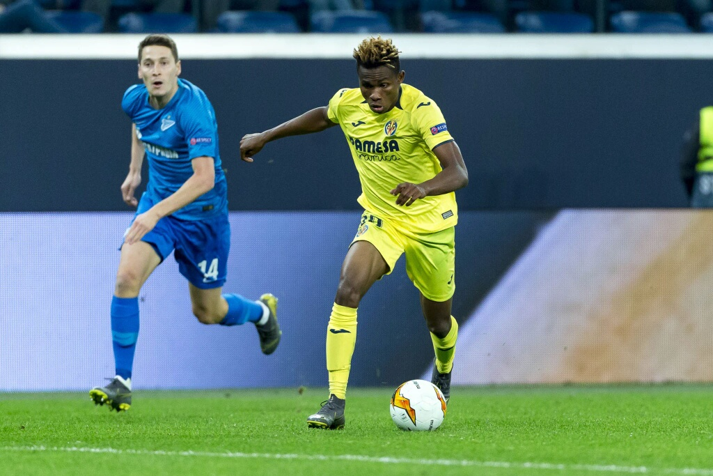 Chukwueze Yet To Confirm Availability For 2019 U-20 World Cup Appearance