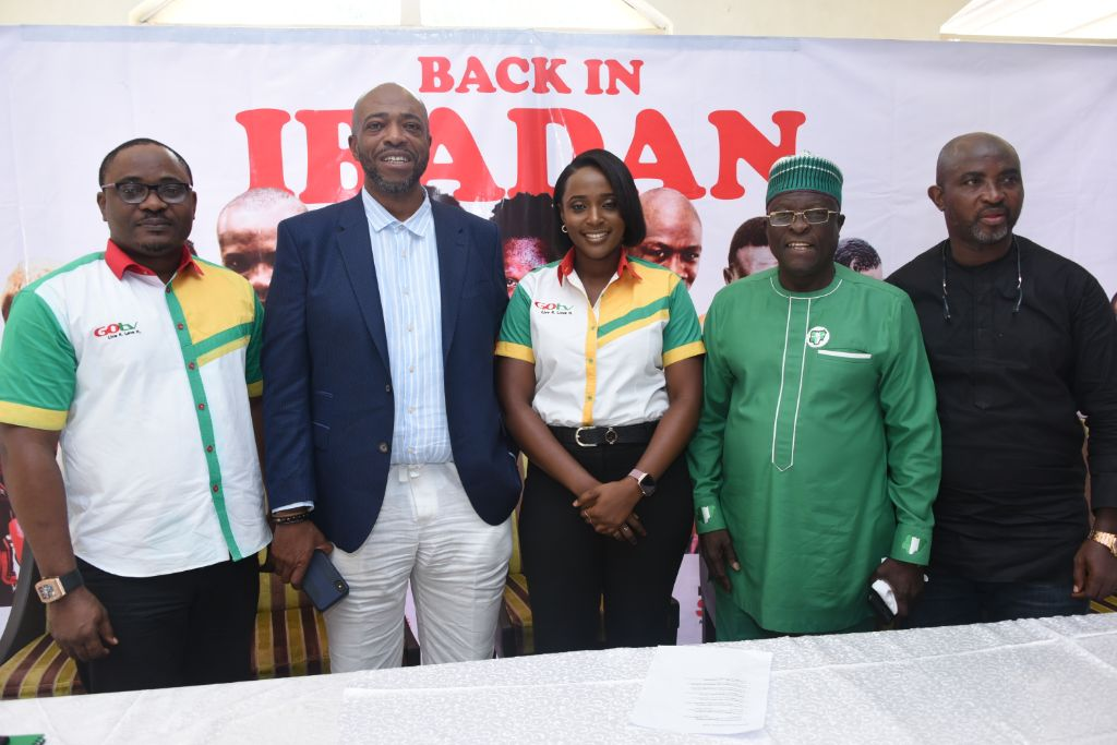 GOtv Boxing Night 18 Holds In Ibadan;  Joseph Headlines 8-bout Event With African Title Defence