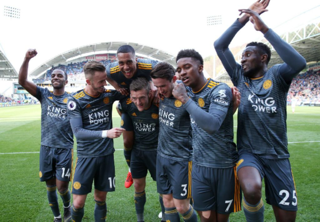 Ndidi Delights In Leicester City's Massive Win At Huddersfield