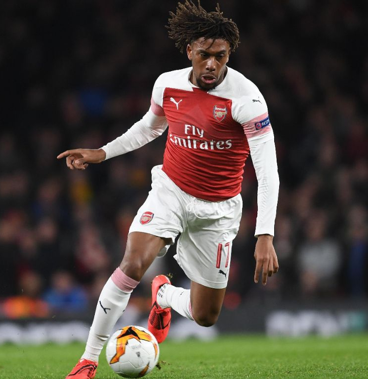 Iwobi Confident Arsenal Will Bounce Back Vs Leicestee After Two Consecutive Defeats