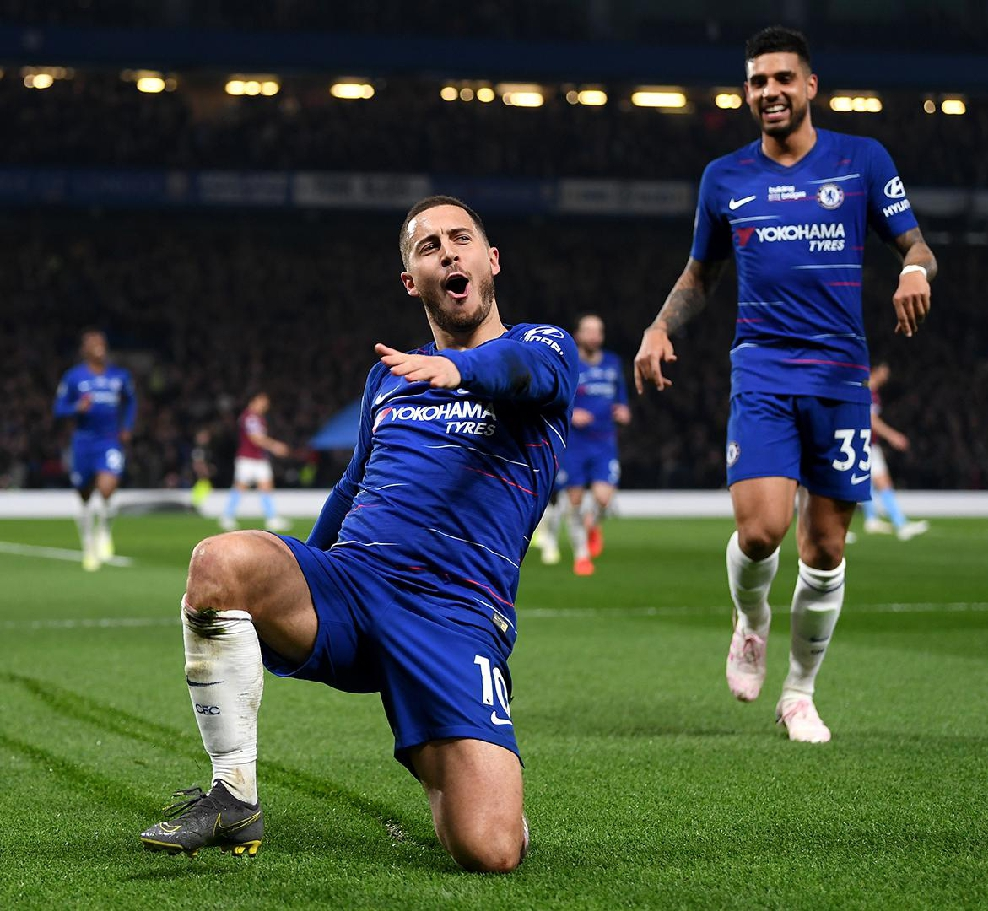 Sarri Fears It's Difficult To Keep Real Madrid Target Hazard At Chelsea