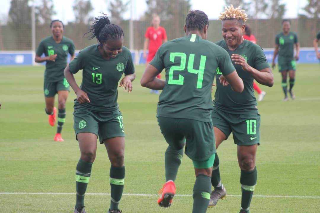 Oparanozie Proud Of Super Falcons Performance Despite Friendly Defeat To Canada