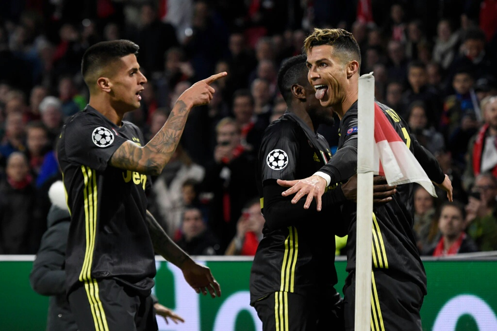 Champions League: Barca Edge Man United At Old Trafford,  Ajax Hold Juventus In Amsterdam
