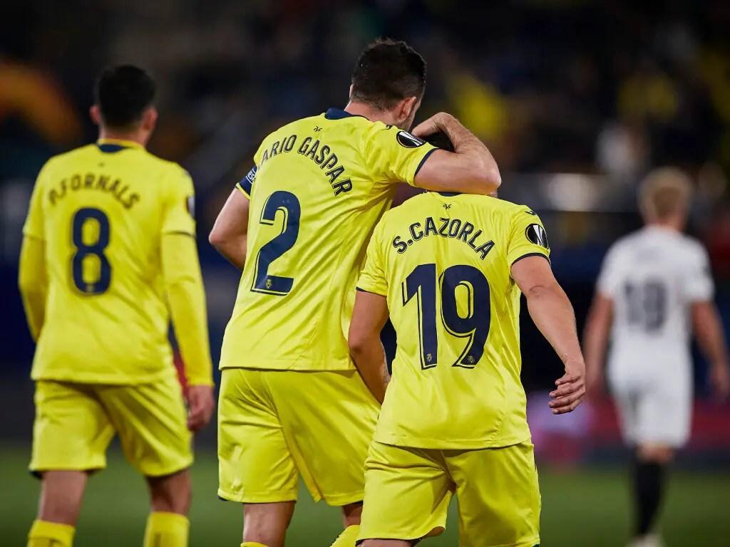 Europa League: Iwobi Subbed On In Arsenal Win Vs Napoli,  Chukwueze Suffers Defeat With Villarreal
