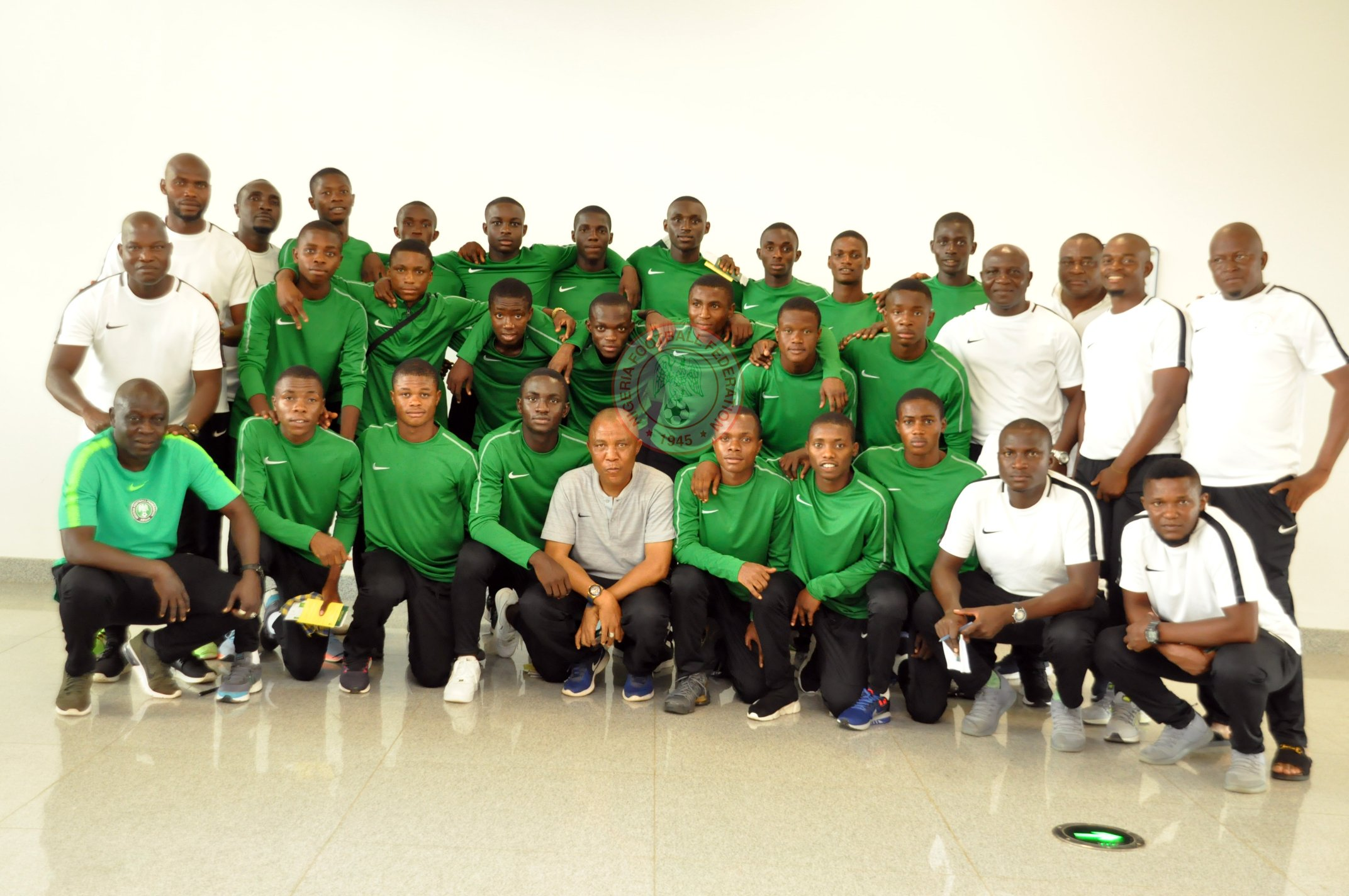 Ugbade: Golden Eaglets Focused On Winning 3rd U-17 AFCON Title In Tanzania