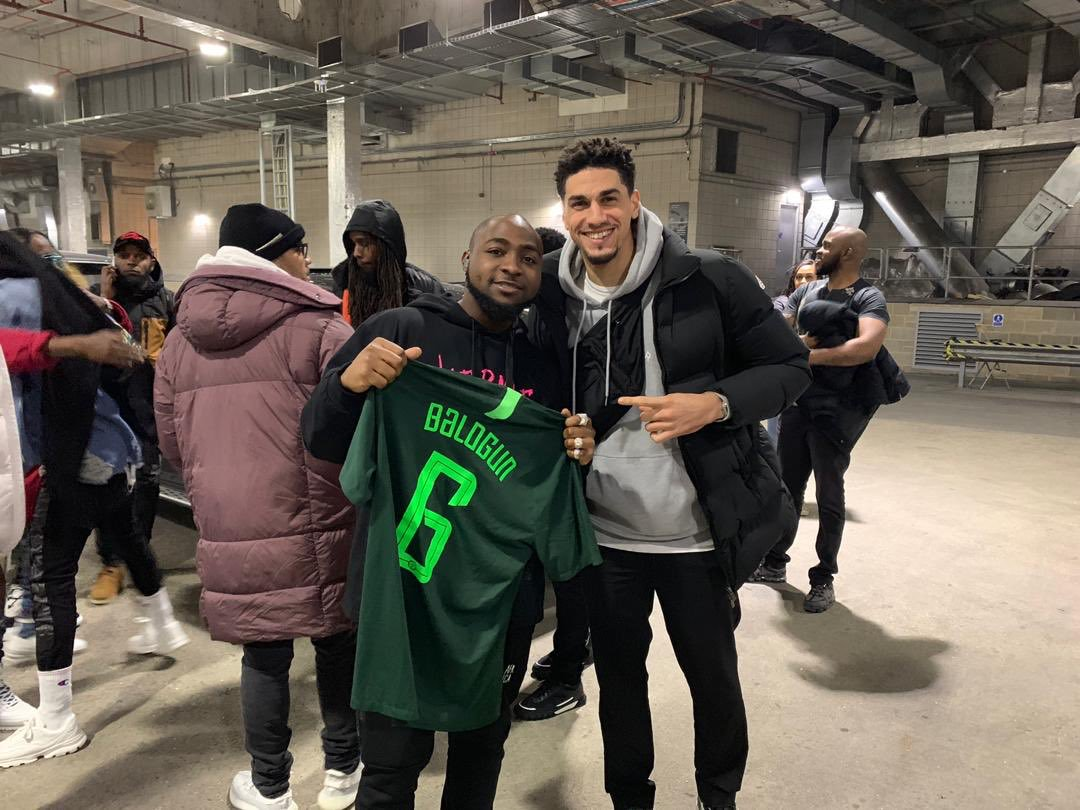 Balogun 'Loves' Eagles' AFCON 2019 Group B,  Eager To Compete