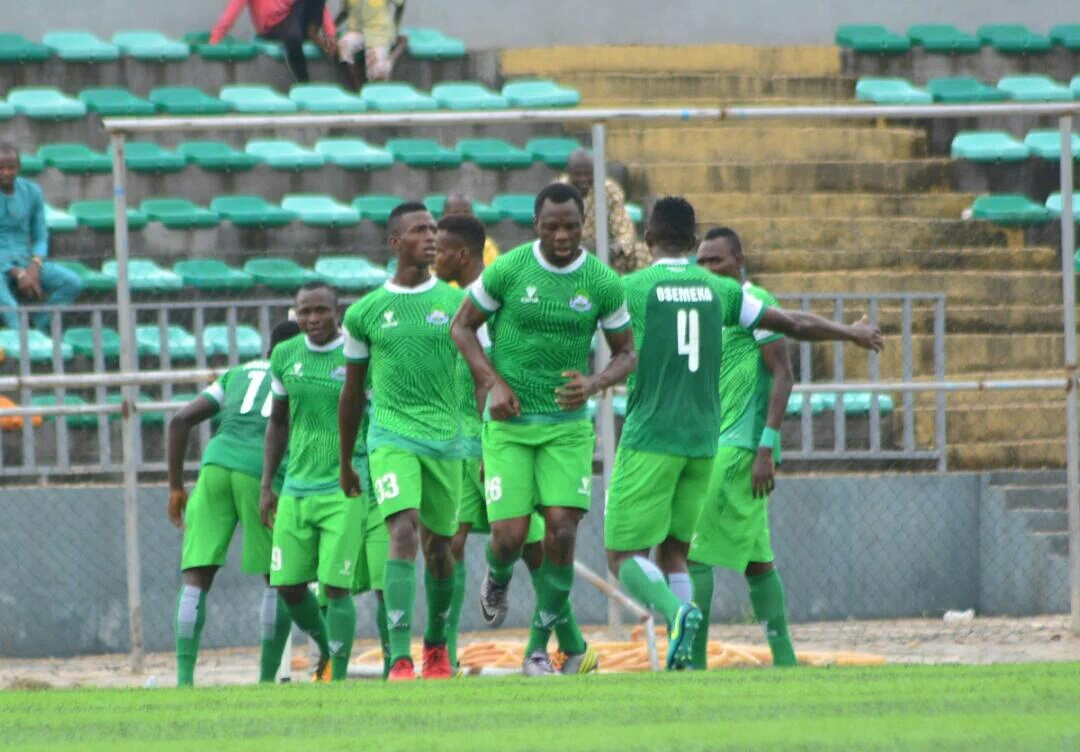 NPFL: Rangers Pip Sunshine Stars In Akure, Secure Top Spot In Group A; Akwa United Thrash Pillars