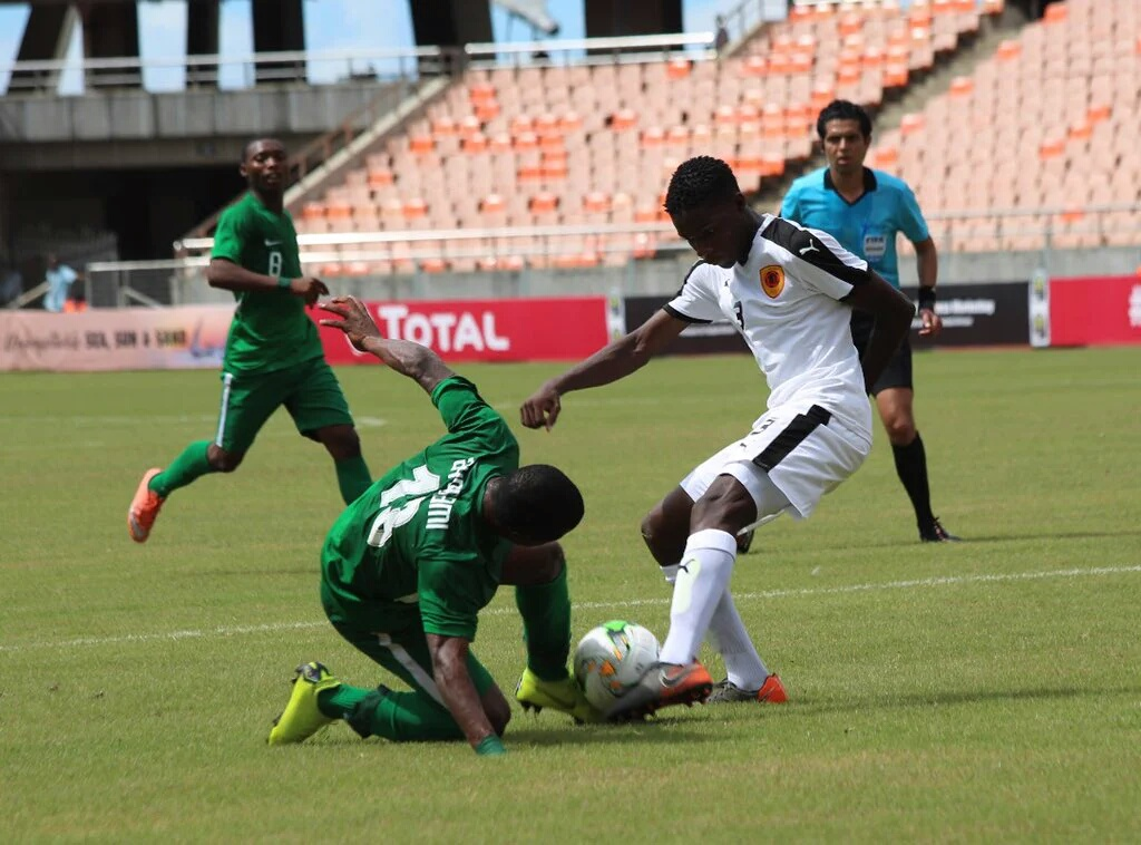 U-17 AFCON: Garba Happy  With Golden Eaglets Performance In Win Against Angola