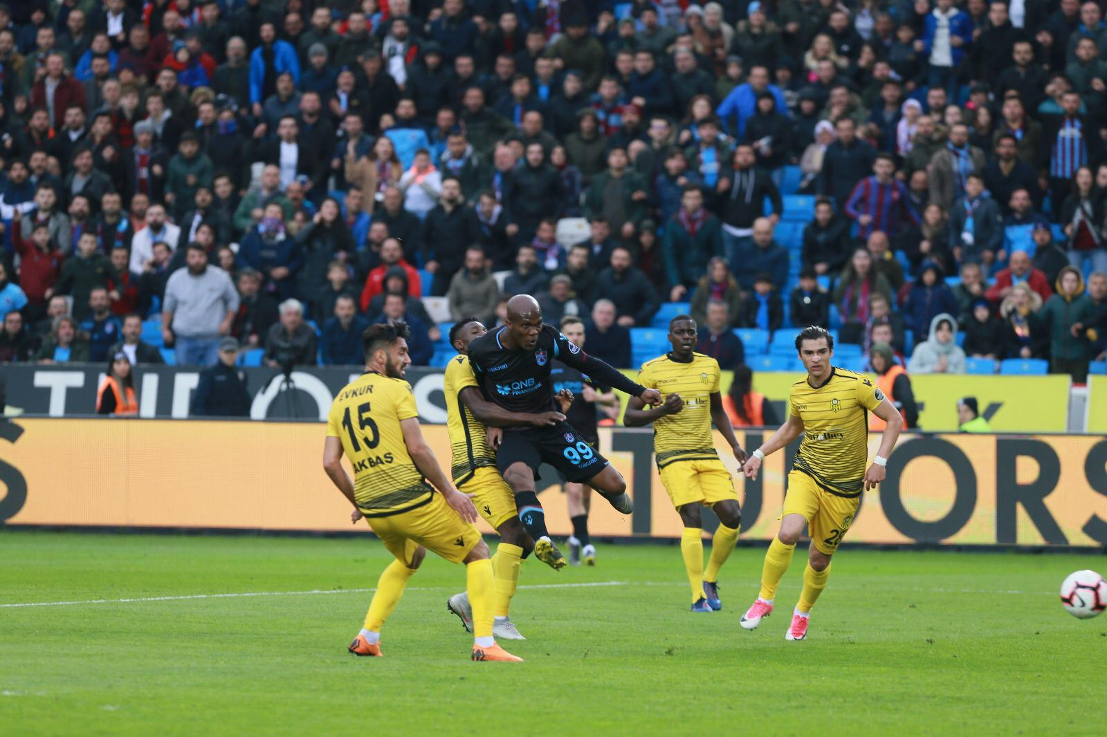 Nwakaeme Scores, Bags Assist In Trabzonspor Win Over Malatyaspor