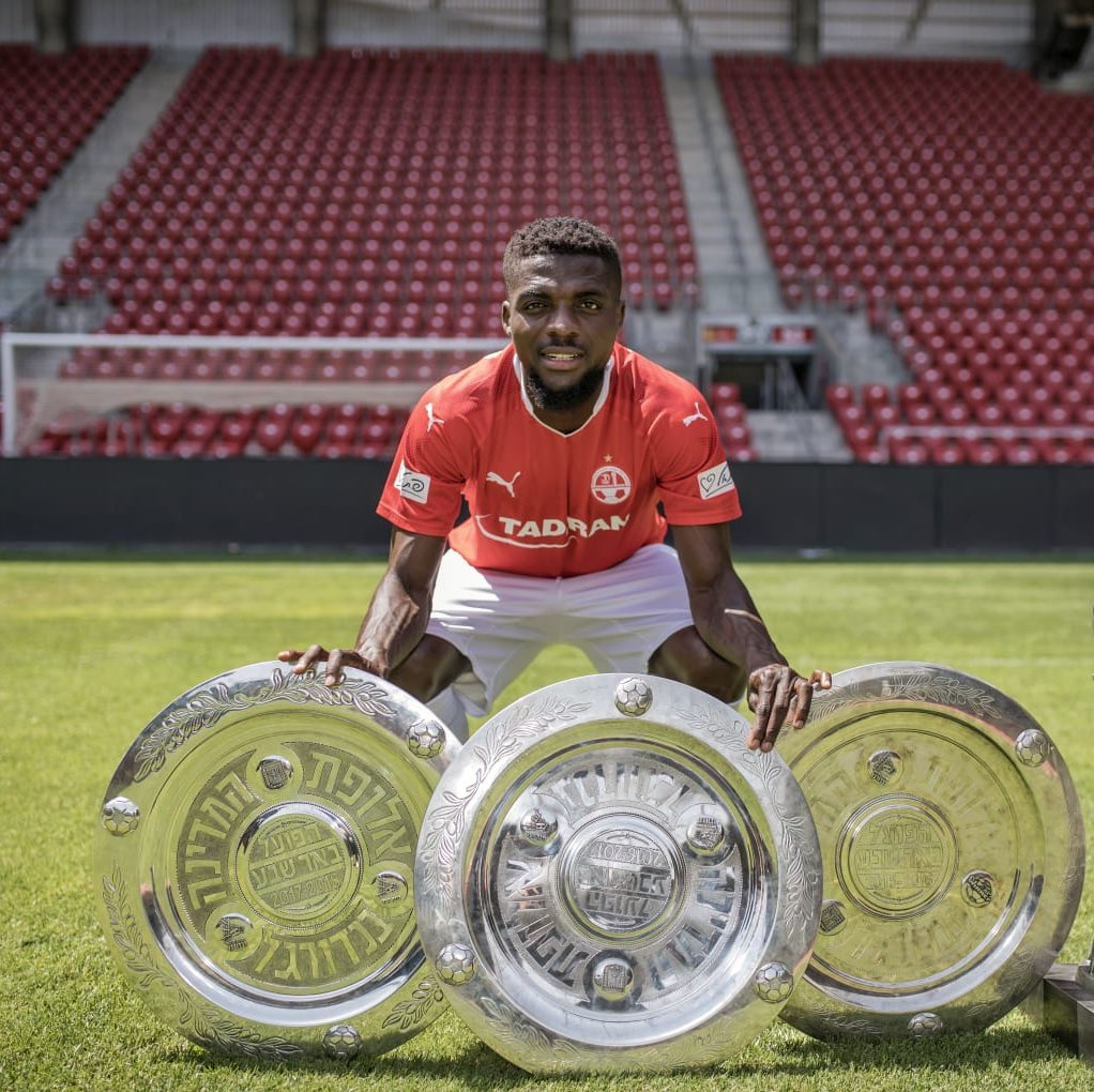 Four Euro Clubs In Race For Ogu Summer Deal