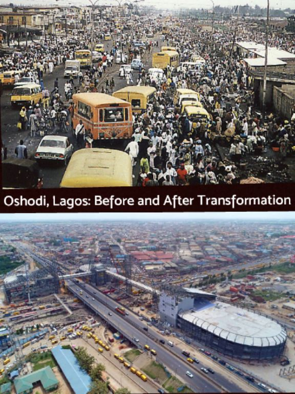 Odegbami: Oshodi – A Slum, a Tourist Attraction