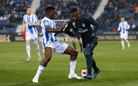 Omeruo Returns As Leganes Hold Real Madrid