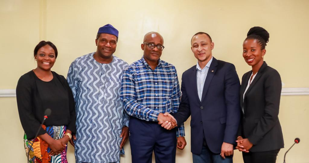 LSGA, FIG Partner To Develop Gymnastics In Lagos