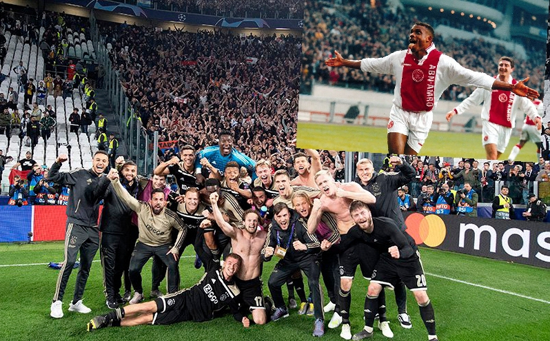 UCL: Oliseh 'Extremely Happy' To See Ajax Knock Out Juventus