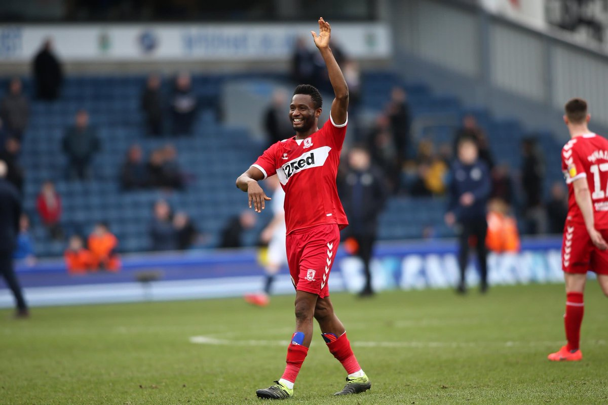 Norwich, Sheffield Wednesday Target Mikel