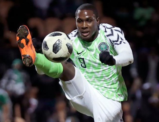 Aiyegbeni: Ighalo Still Super Eagles Best Striker