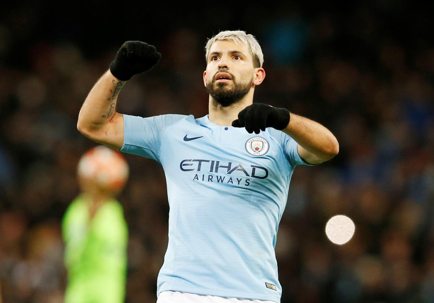 Aguero Could Be Relieved Of Penalty Duties