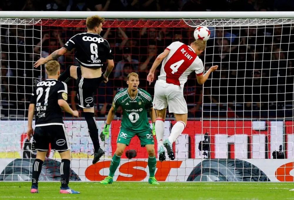 Ajax Star Wants Barca Move