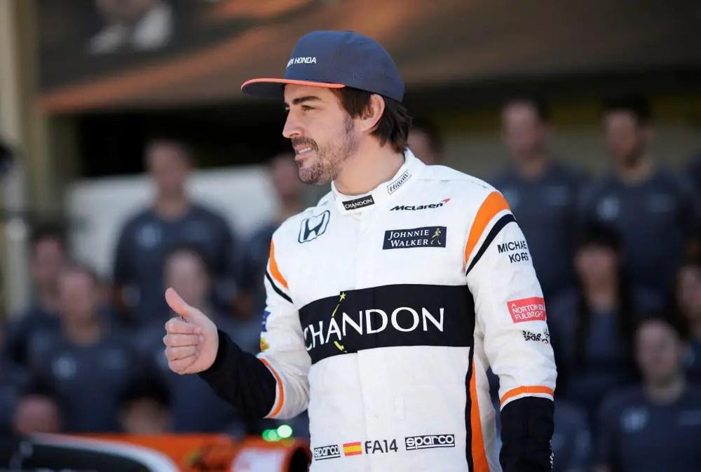 Alonso Hints At F1 Comeback