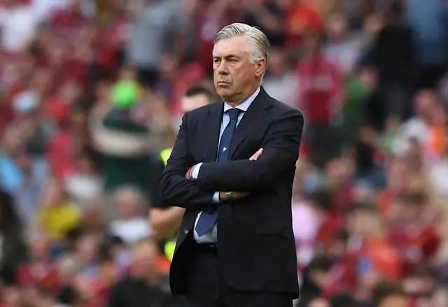 Ancelotti Expects Napoli Progress