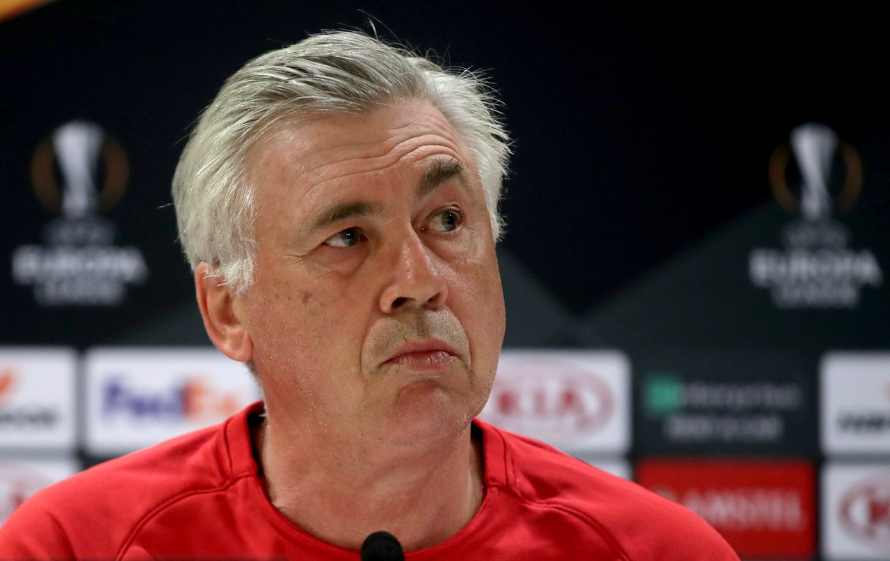 Ancelotti Ready To Attack