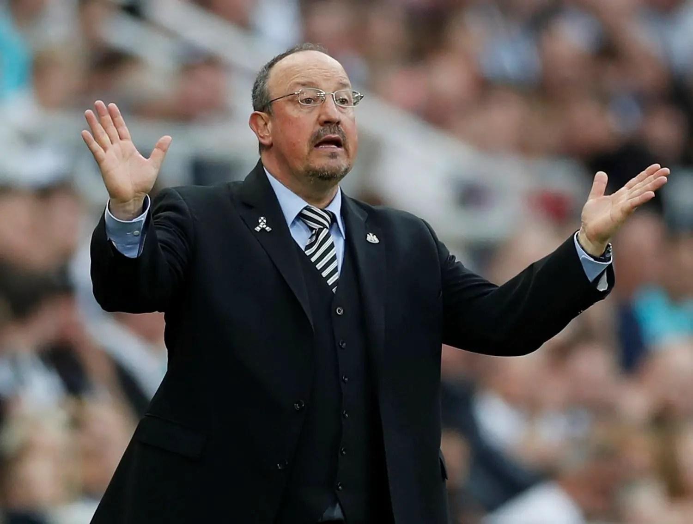 Benitez Calls For Newcastle Investment