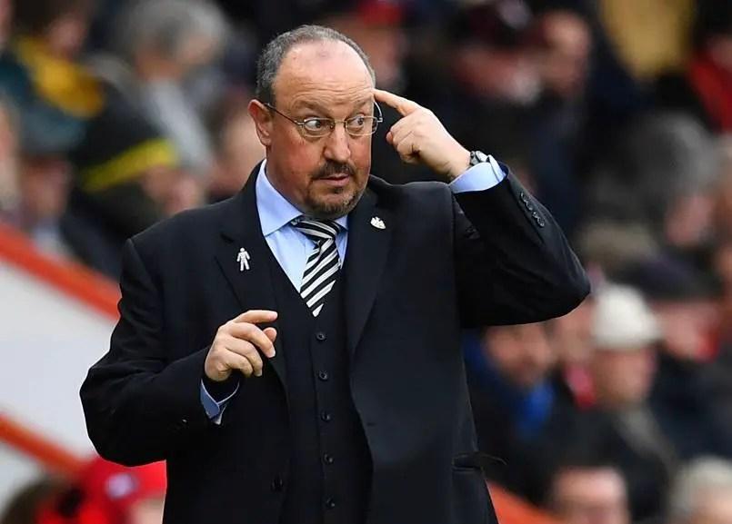 Benitez Waits On Offer