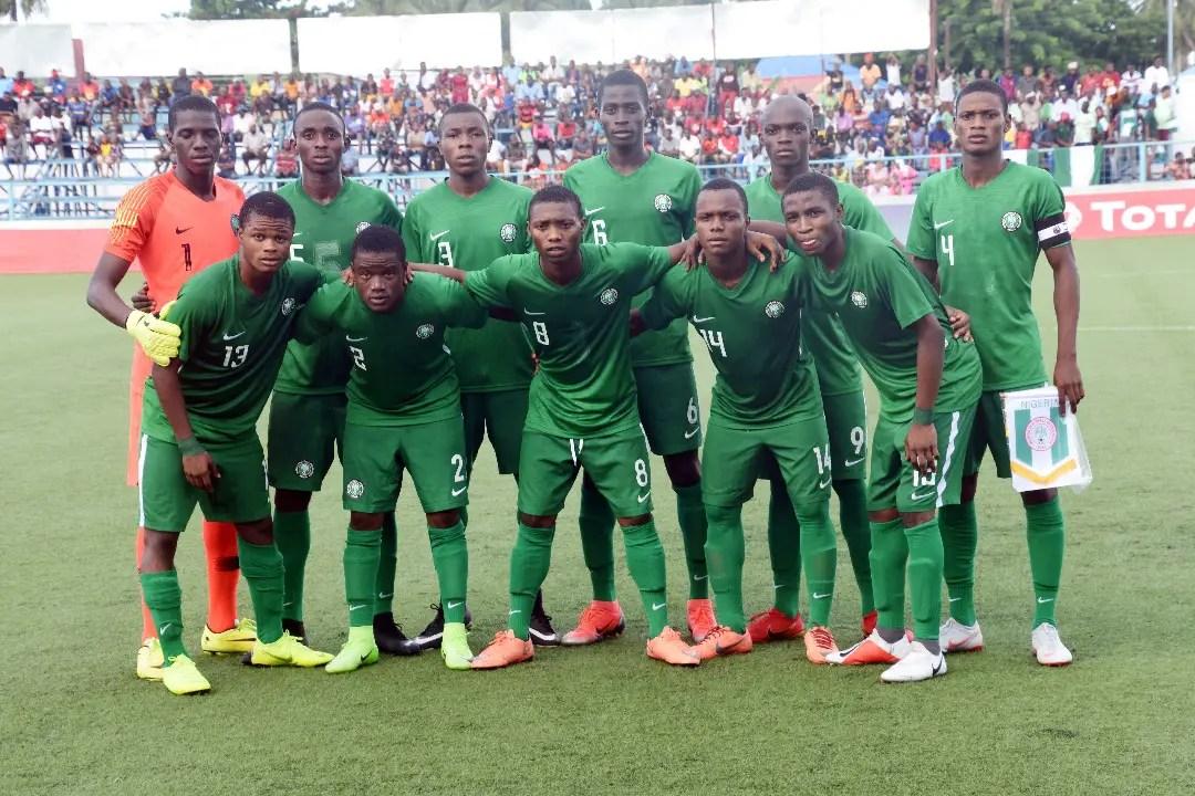 U-17 AFCON 2019 Semis: Unlucky Eaglets Lose To Guinea On Penalties
