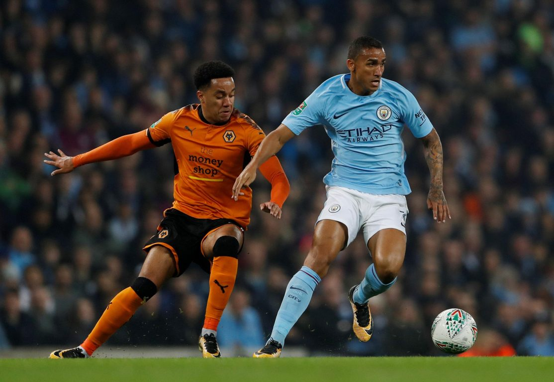 Danilo Committed To City Cause