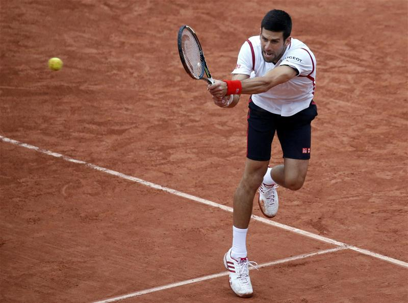 Djokovic Seeking French Open Confidence Boost
