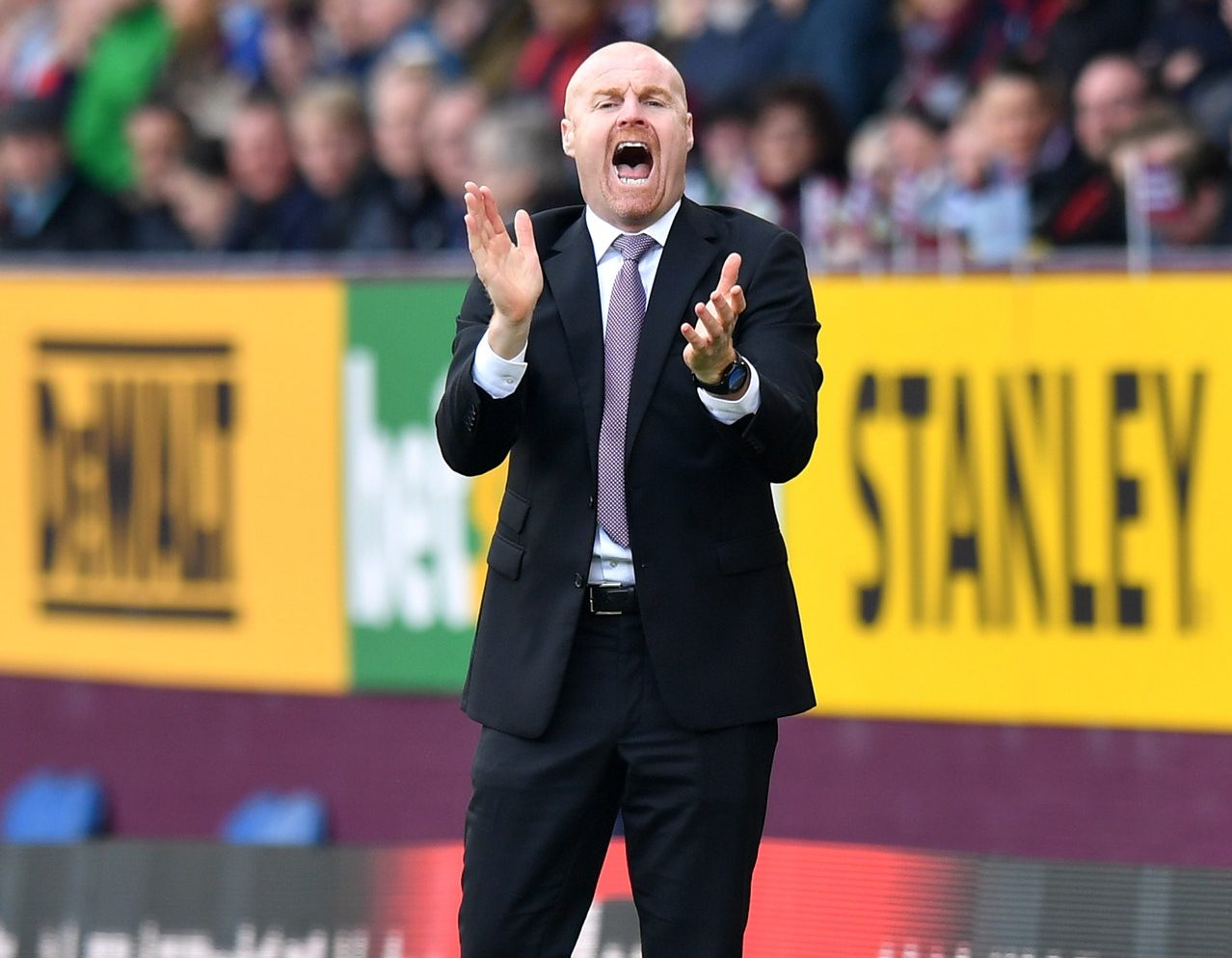 Dyche Hails Post-Christmas Run