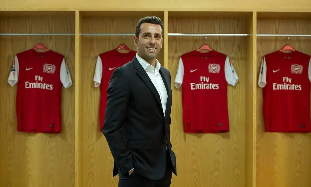 Edu Linked With Arsenal Return
