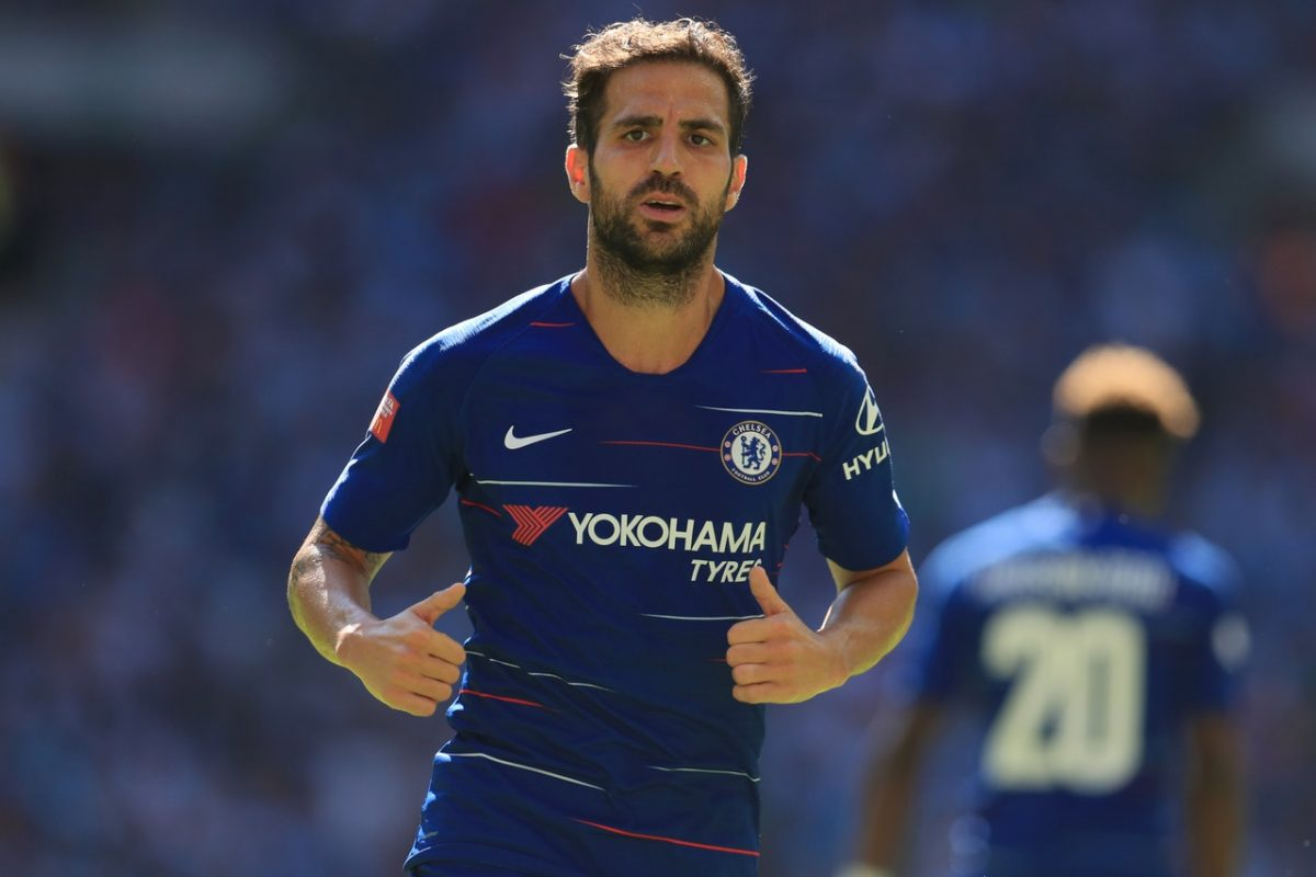 Fabregas Could Have Stayed With Chelsea
