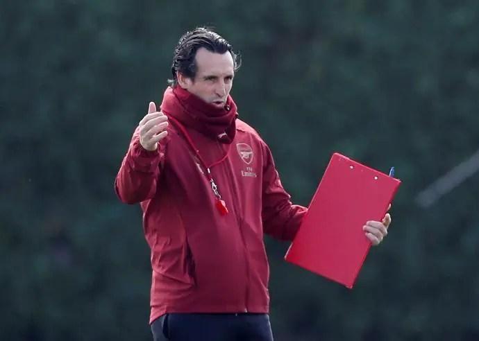 Arsenal Welcome Back Strike Ace