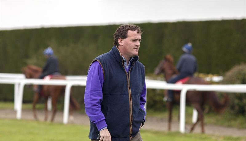 Hannon Talks Up Urban Icon Ahead Of 2000 Guineas
