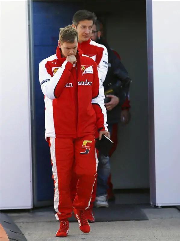 Vettel – Homework To Be Done