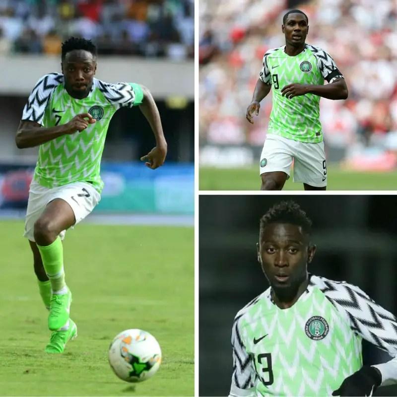 Top 10 Overseas-Based Nigerian Players This Season