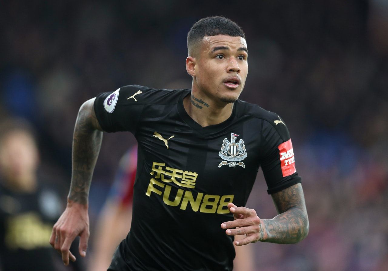 Kenedy Hints At Future Away From Newcastle
