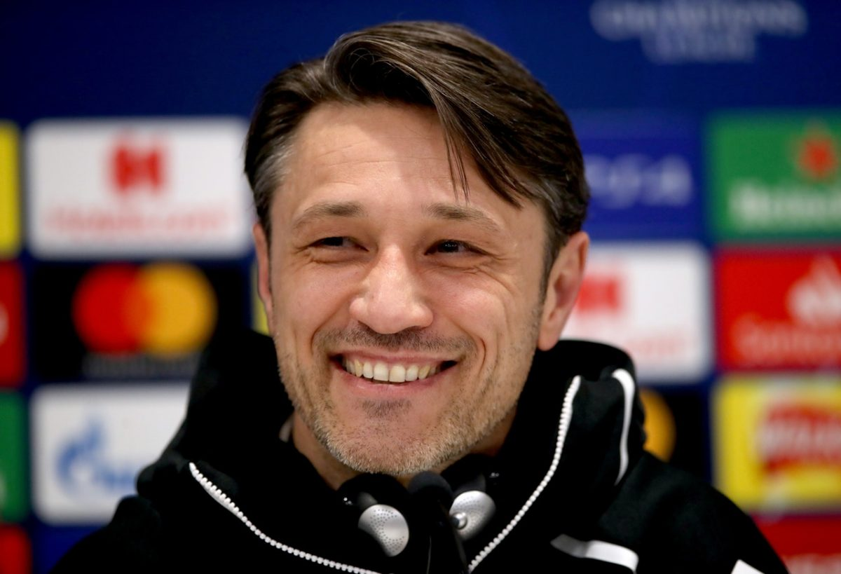 Kovac – We Deserved To Win