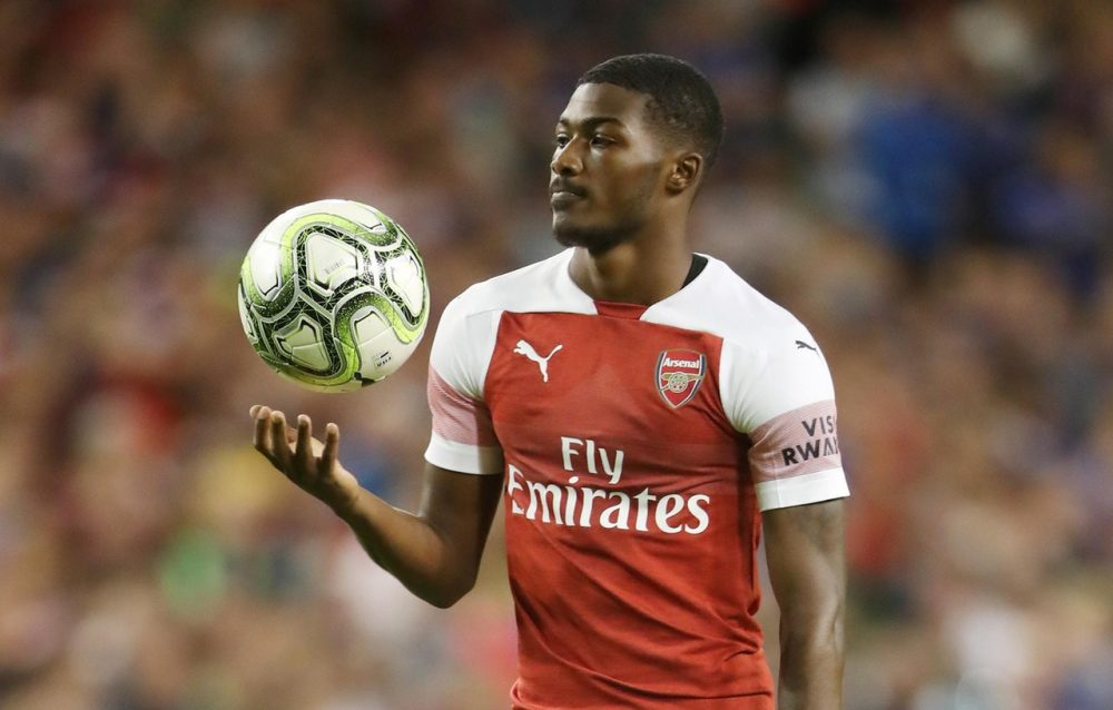 Maitland-Niles 'Dreaming' Of CL Return
