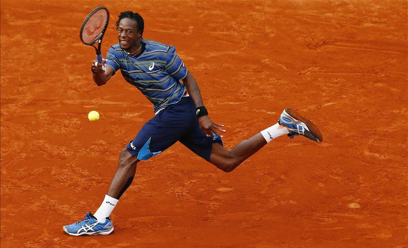 Monfils Ruled Out Of Monte Carlo Masters