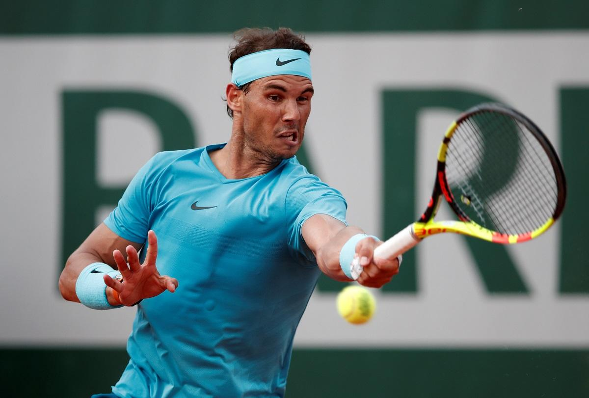 Nadal Admits To Struggling Past Mayer