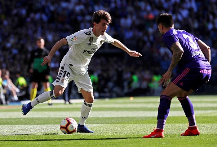 Odriozola Out For Rest Of Season