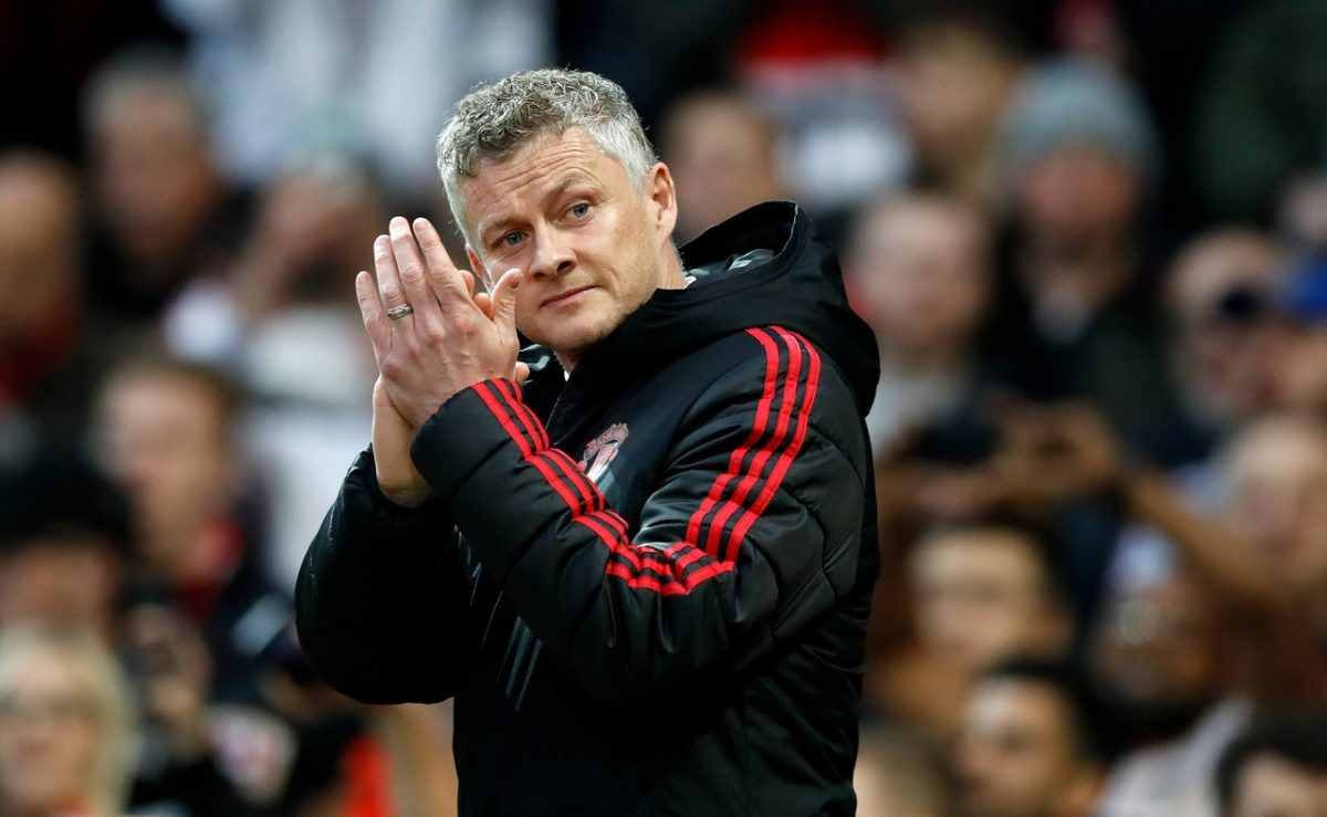 Ole Makes Plea To United Fans