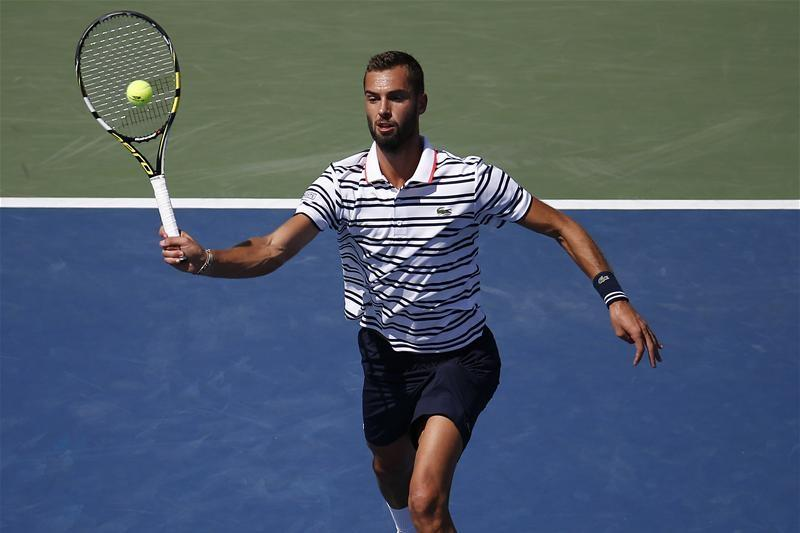 Paire Sets Up Andujar Final