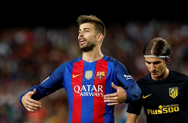 Pique 'Grew Up' At United